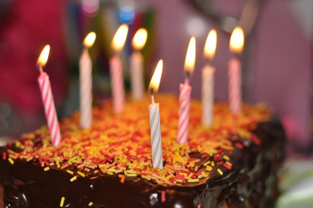 Cumpleaños repleto de trabajo, aprendizaje, cambio y transformaciones 3